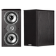Polk Audio TSi200 2-Way Bookshelf Speakers with Dual 5-1/4 Drivers - Pair (Black)