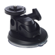 360fly Low Profile Suction Cup Mount (Black)