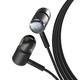 Periodic Audio Magnesium In-Ear Headphones with 96% Alloy Diaphragm (Black)