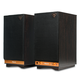 Klipsch Heritage Wireless The Sixes Powered Bookshelf Speakers - Pair (Ebony)