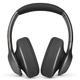 JBL Everest 710 Wireless Over-Ear Headphones with Built-In Mic (Gunmetal)