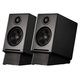 Audioengine A2+ Premium Powered Desktop Speakers With Stands - Pair (Black)