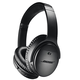 Bose QuietComfort 35 Wireless Noise-Cancelling Headphones II (Black)