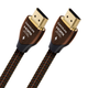 AudioQuest Chocolate HDMI Cable - 4.92 ft. (1.5m)