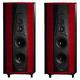 Sonus Faber Stradivari Floorstanding Speakers - Pair (Red High Gloss)