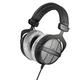 Beyerdynamic DT 990 PRO Open Over-Ear 250 Ohm Stereo Headphones (Black/Gray)