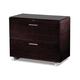 BDI Sequel 6016 Lateral File Cabinet (Espresso)