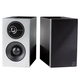 Definitive Technology Demand Series D7 High-Performance Bookshelf Speakers - Pair (Black)
