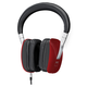 NAD Electronics VISO HP50 Noise-Isolating Over-Ear Headphones (Red)