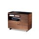 BDI Sequel 6017 Multifunction Cabinet (Walnut)