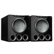 SVS PB16-Ultra 1500 Watt 16 Ported Cabinet Subwoofers - Pair (Piano Gloss Black)