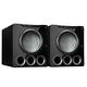 SVS PB16-Ultra 1500 Watt 16 Ported Cabinet Subwoofers - Pair (Piano Gloss Black)
