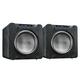 SVS SB-4000 13.5 1200W Sealed Box Subwoofers - Pair (Premium Black Ash)