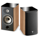 Focal Aria 906 2-Way Bass Reflex Bookshelf Speakers - Pair (Prime Walnut)