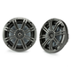 Kicker 45KM654 6-1/2 4-Ohm Marine Coaxial Speakers - Pair