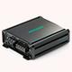 Kicker 45KMA6001 Monoblock 600-watt Marine Amplifier