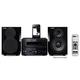 Yamaha MCR-332 iPod Supported Mini Hi-Fi System (Piano Black)