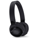 JBL T600BTNC Wireless On-Ear Active Noise-Cancelling Headphones with Built-In Remote and Microphone (Black)