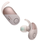 Sony WF-SP700N/P True Wireless Splash-Proof Noise-Cancelling Earbuds with Built-In Microphone (Pink)
