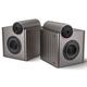 Astell & Kern ACRO S1000 2-Way Desktop Speakers - Pair (Gun Metal)