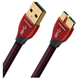 AudioQuest Cinnamon USB to Micro USB Audio Cable - 4.92 ft. (1.5m)