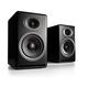 Audioengine P4 Premium Passive Bookshelf Speaker - Pair (Black)