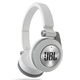 JBL E40 Synchros On-Ear Bluetooth Headphones (White)
