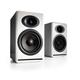 Audioengine P4 Premium Passive Bookshelf Speaker - Pair (White)