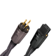 AudioQuest NRG Thunder High-Current 20-Amp AC Power Cable - 2 Meters