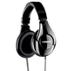 Shure SRH240A Professional Closed-Back Over-Ear Headphones (Black)