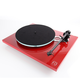Rega Planar 3 Turntable with Elys 2 MM Cartridge (Gloss Red)