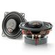 Focal ICU 100 Universal Integration 4 2-way Coaxial Speakers