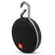 JBL Clip 3 Portable Bluetooth Waterproof Speaker (Black)