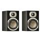KLH Ames 2-Way Bookshelf Speakers - Pair (Black)