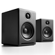 Audioengine A2+ Premium Powered Desktop Speakers - Pair (Black)