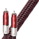 AudioQuest Fire RCA to RCA Analog Audio Interconnect Cables - 2.46