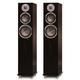 KLH Quincy Floorstanding Speakers - Pair (Black Oak)