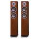 KLH Cambridge Floorstanding Speakers - Pair (Walnut)