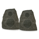 Klipsch AWR-650-SM All Weather 2-way Speakers - Pair (Granite)