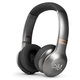 JBL Everest 310GA Wireless On-Ear Headphones with Voice Activation and Built-In Remote and Microphone (Gunmetal)