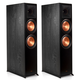 Klipsch RP-8060FA Floorstanding Speakers with Dolby Atmos - Pair (Ebony)
