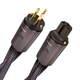 AudioQuest NRG Thunder High-Current 15-Amp AC Power Cable - 2 Meters