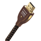 AudioQuest Chocolate .6m (1.96ft) Braided HDMI Cable