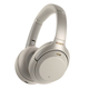 Sony WH-1000XM3/S Wireless Industry-Leading Noise-Cancelling Over-Ear Headphones with Google Assistant (Silver)