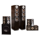 KLH Kendall 5.1 Speaker System with 10