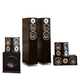 KLH Quincy 5.1 Speaker System with 10