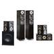 KLH Cambridge 5.1 Speaker System with 10