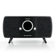 Tivoli Audio Music System Home All-In-One Music System with Amazon Alexa Voice Assistance (Black)