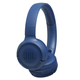 JBL TUNE500BT Wireless On-Ear Headphones with One-Button Remote and Mic (Blue)