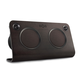 House of Marley EMFA001PT Get Up Stand Up Portable Bluetooth Speaker - Pitch (Dark Walnut)